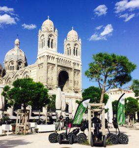 BALADE MARSEILLE REPAS CREPES SEGWAY TOUR