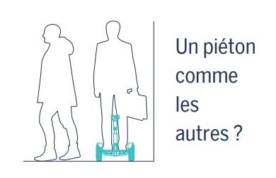 LÉGISLATION FRANCE SEGWAY PIÉTON